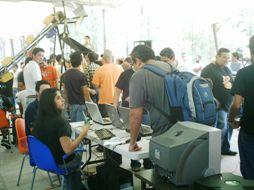 Feria de Ingeniería en la Universidad Rafael Landívar en Guatemala