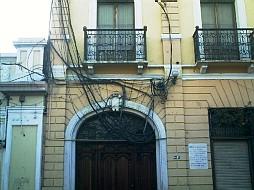 Abuso en la instalación de cables de diversos servicios
