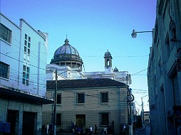 La cúpula de La Catedral Metropolitana