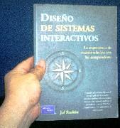 El libro de Jef Raskin se llama en español Diseño de Sistemas Interactivos: la Importancia de Nuestra Relación con las Computadoras