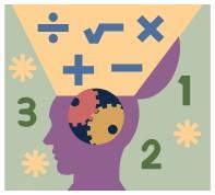 Los conocimientos matemáticos quedan en la mente
